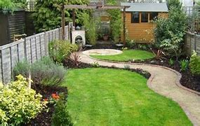The Best Ideas When Designing the Layout of Smaller Gardens